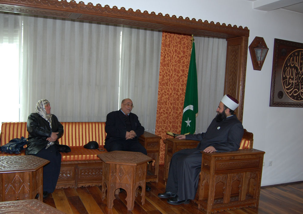 Libanski alim kod muftije Zukorlica (2)