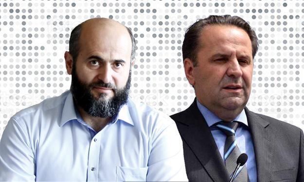 BEOGRAD 06.07.2016 Muamer Zukorlic, bosnjacki politicar, bivsi muftija islamske zajednice u Srbiji RAS/foto Vesna Lalic