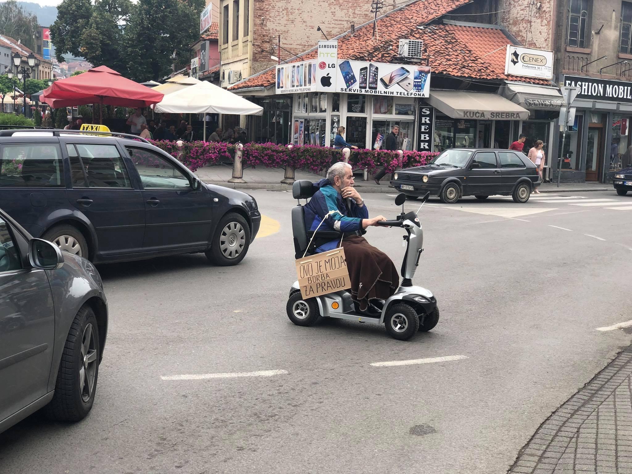 Slikovni rezultat za juković protest