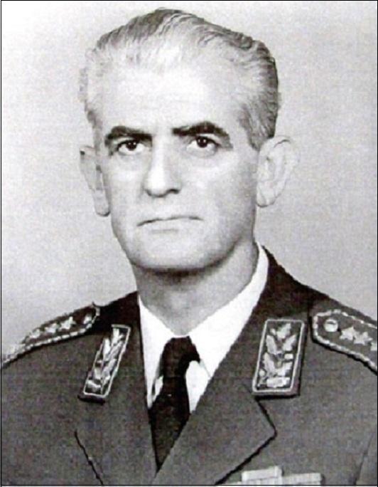 General Savo Joksimović, šef UDBE za Crnu Goru u crno je savio mnoge crnogorske familije