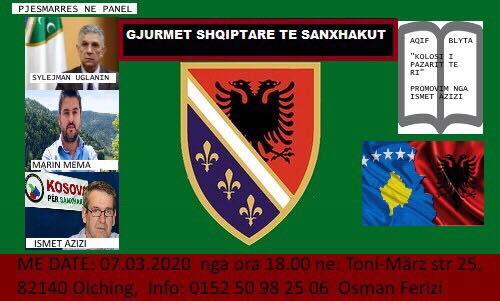 Ugljanin i Azizi mijenjaju grb sandžačkih Bošnjaka