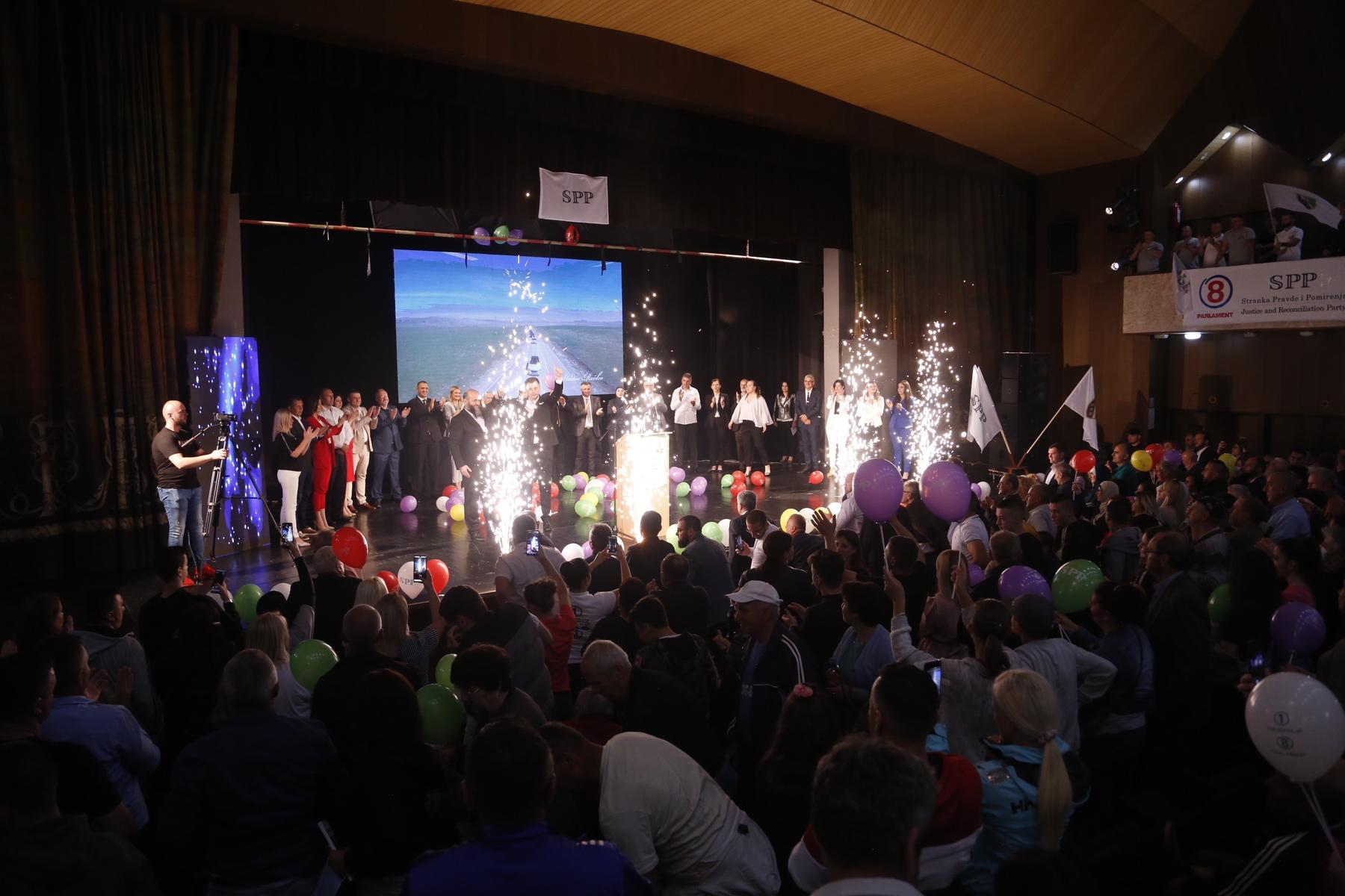 1592165400630903 - Završni miting u Prijepolju – SPP je bedem vjere, kulture i identiteta