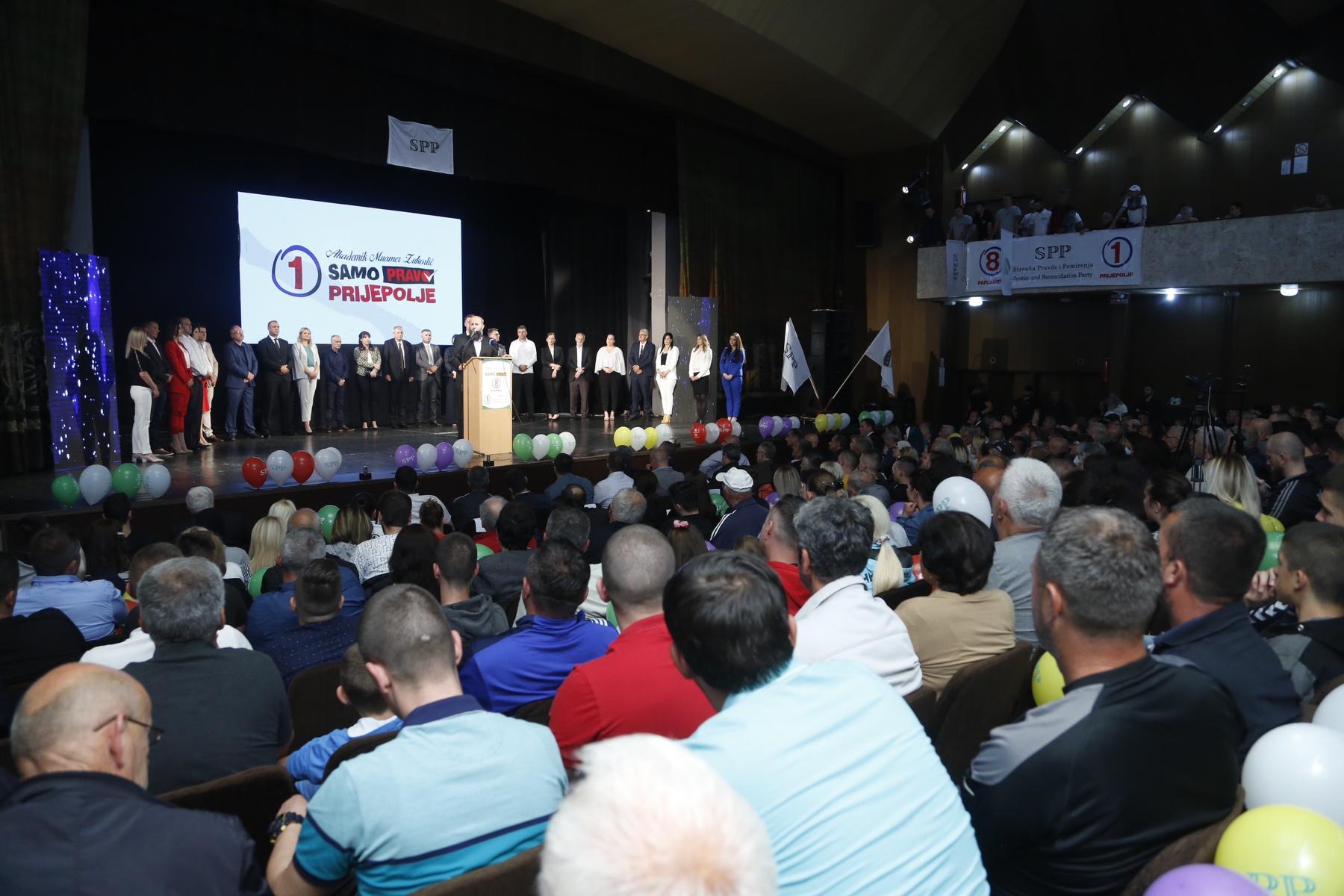1592165404877201 - Završni miting u Prijepolju – SPP je bedem vjere, kulture i identiteta