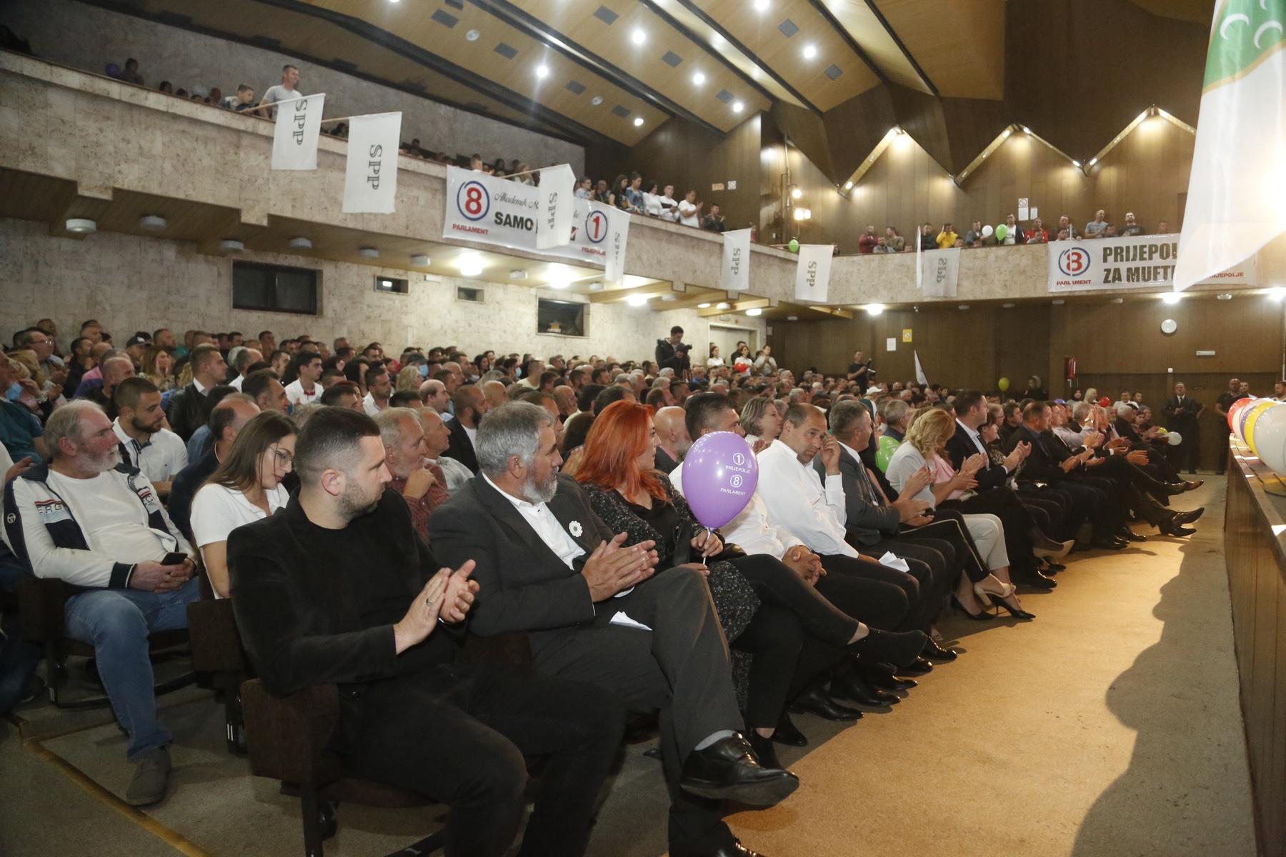 1592165409553622 - Završni miting u Prijepolju – SPP je bedem vjere, kulture i identiteta