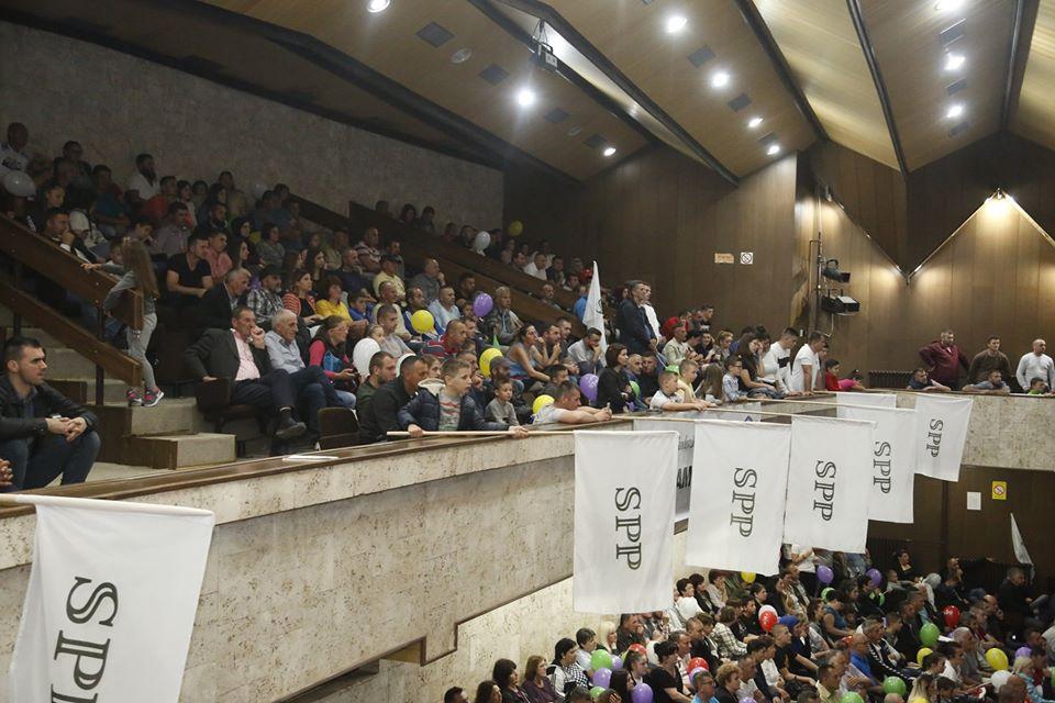 2 15 - Završni miting u Prijepolju – SPP je bedem vjere, kulture i identiteta