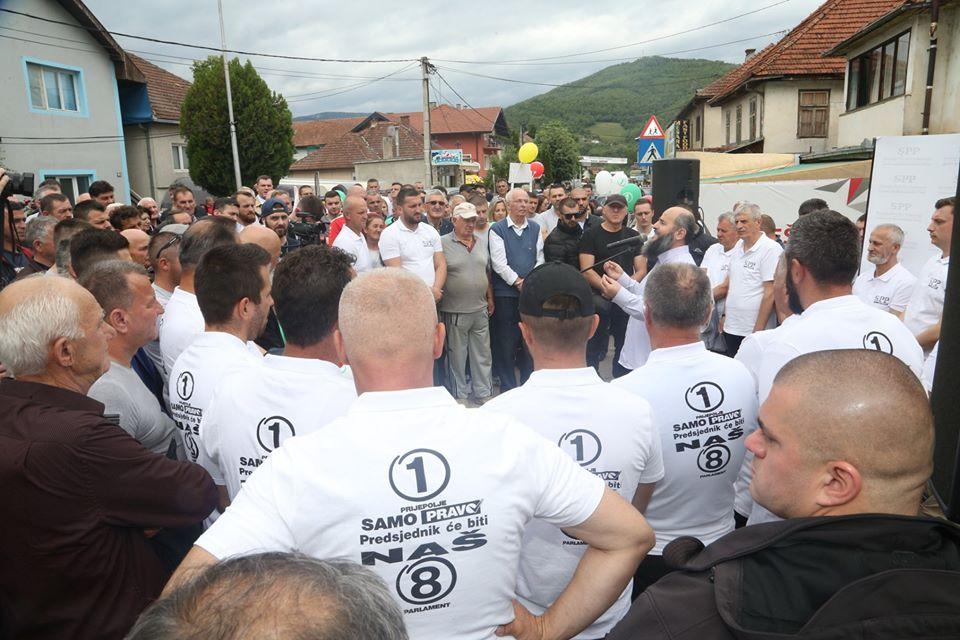 4 - Akademik Zukorlić obišao Prijepolje i Brodarevo – Otvaramo novu stranicu budućnosti u Sandžaku