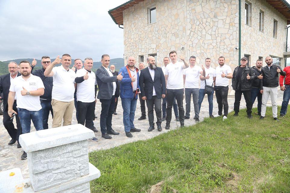 9 - Akademik Zukorlić obišao Prijepolje i Brodarevo – Otvaramo novu stranicu budućnosti u Sandžaku