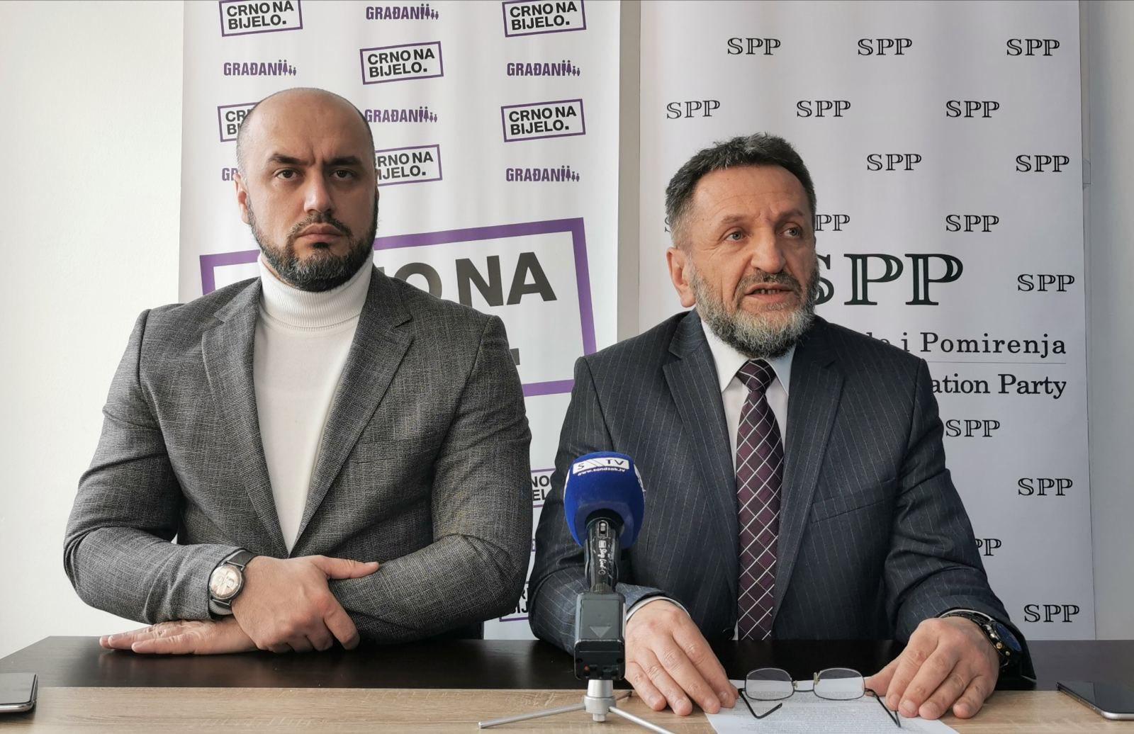 SPP nezadovoljna položajem i statusom Bošnjaka u Crnoj Gori